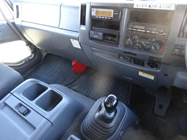 いすゞ H22 フォワード ワイド アルミウィング PG 車検付 画像26