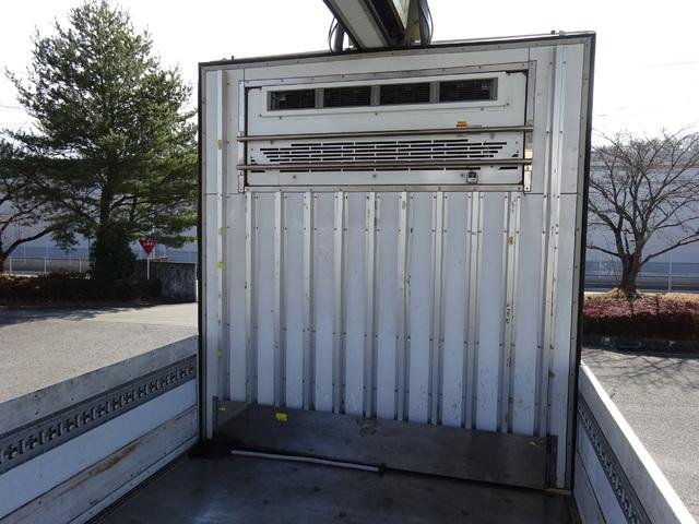 三菱 H25 スーパーグレート 4軸低床 冷凍ウィング 画像15