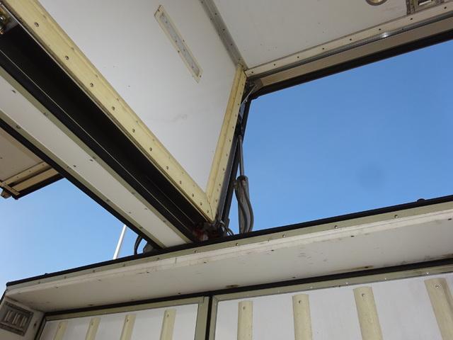 三菱 H25 スーパーグレート 4軸低床 冷凍ウィング 画像13