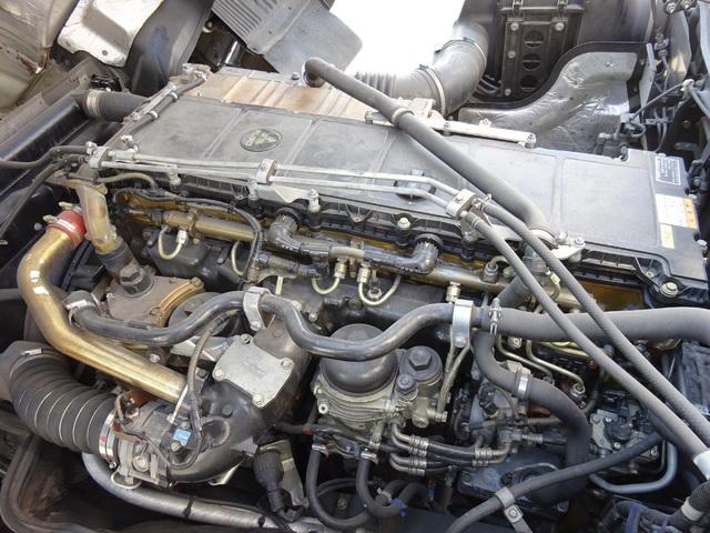 三菱 H25 スーパーグレート 4軸低床 冷凍ウィング 画像23