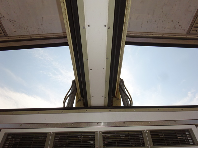 三菱 H25 スーパーグレート 4軸低床 冷凍ウィング 画像12