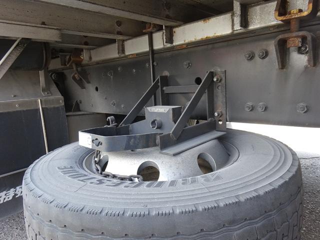 三菱 H25 スーパーグレート 4軸低床 冷凍ウィング 画像19