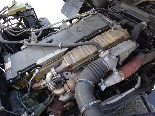 三菱 H25 スーパーグレート 4軸低床 冷凍ウィング 画像24