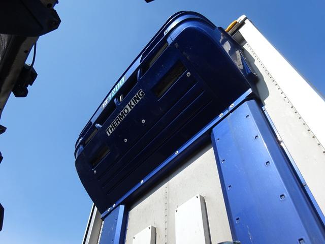 三菱 H25 スーパーグレート 4軸低床 冷凍ウィング 画像16
