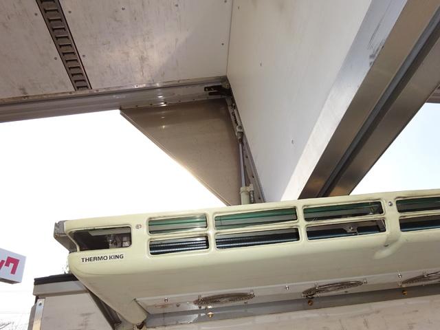 日野 H28 レンジャー ワイド ハイルーフ 低温冷凍ウィング 画像14