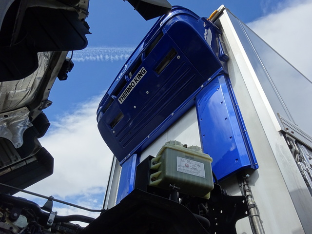 三菱 H26 スーパーグレート 4軸低床 冷凍ウィング 画像19