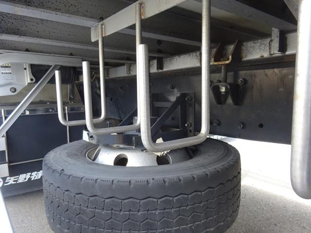 三菱 H26 スーパーグレート 4軸低床 冷凍ウィング 画像24