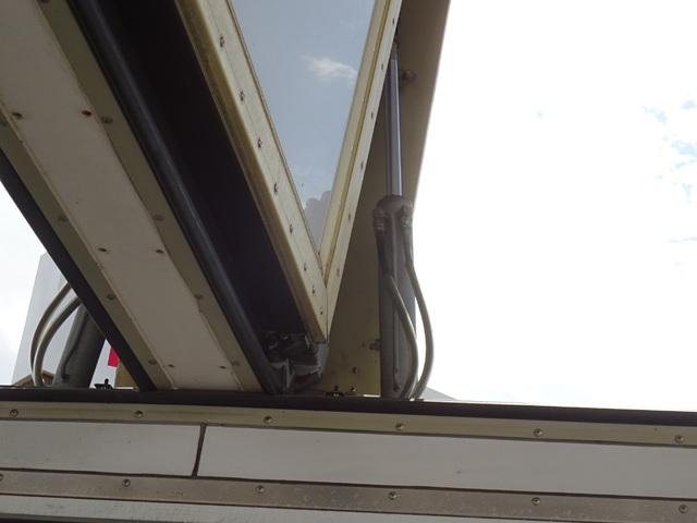 三菱 H26 スーパーグレート 4軸低床 冷凍ウィング 画像14