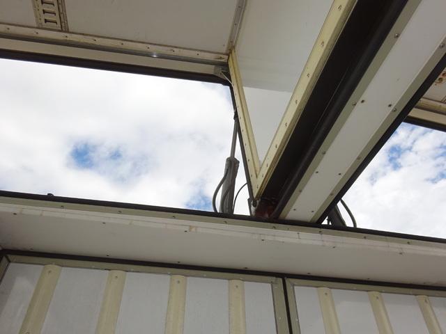 三菱 H26 スーパーグレート 4軸低床 冷凍ウィング 画像16