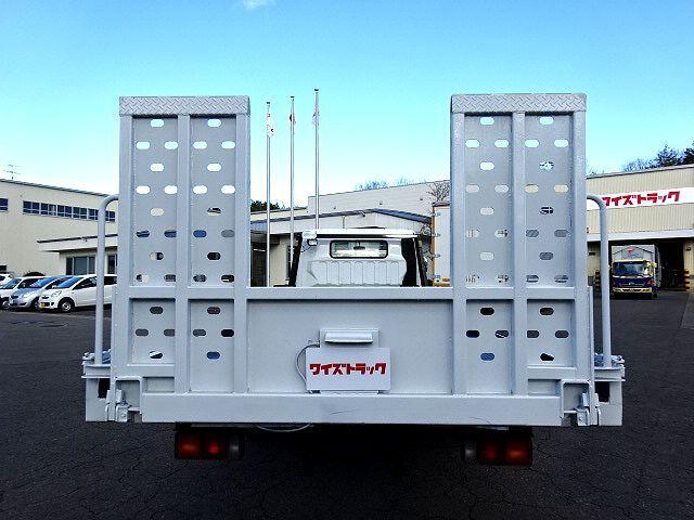 三菱 H15 キャンター セーフティーローダー ウィンチ付 画像7