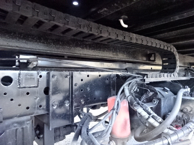 三菱 H15 キャンター セーフティーローダー ウィンチ付 画像18