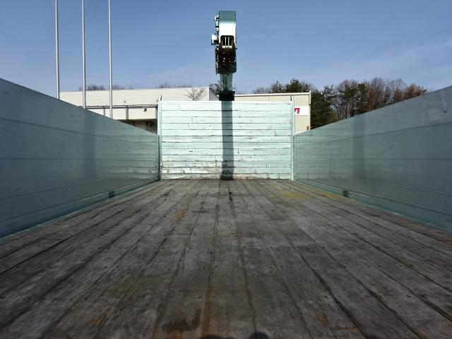 日野 H27 レンジャー ワイド 平 アルミブロック 3段クレーン 車検付 画像23