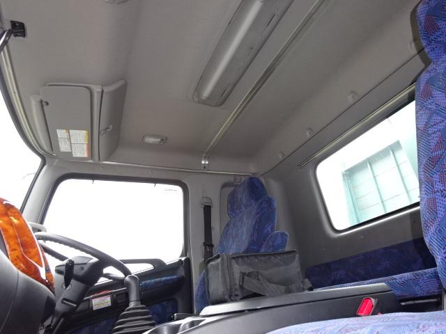 日野 H27 レンジャー ワイド 平 アルミブロック 3段クレーン 車検付 画像35