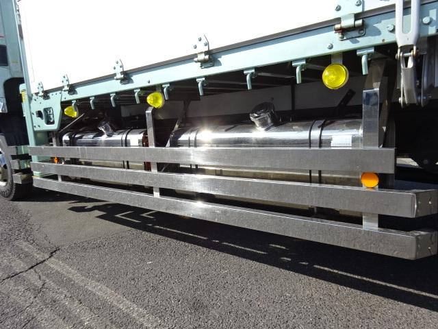 日野 H27 レンジャー ワイド 平 アルミブロック 3段クレーン 車検付 画像14