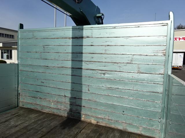 日野 H27 レンジャー ワイド 平 アルミブロック 3段クレーン 車検付 画像27