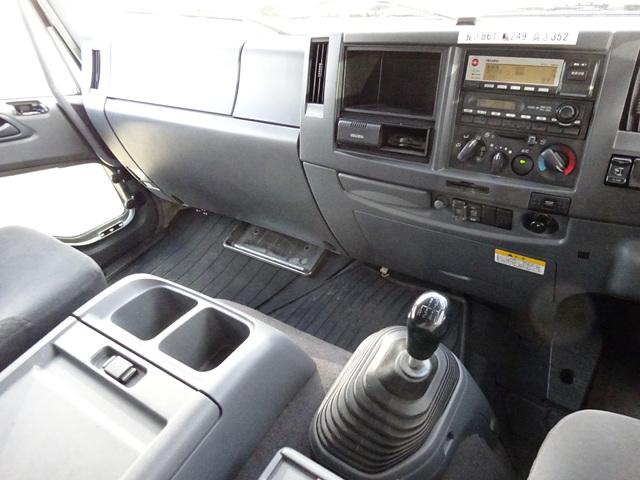 いすゞ H21 フォワード ワイド アルミウィング 車検付 画像25