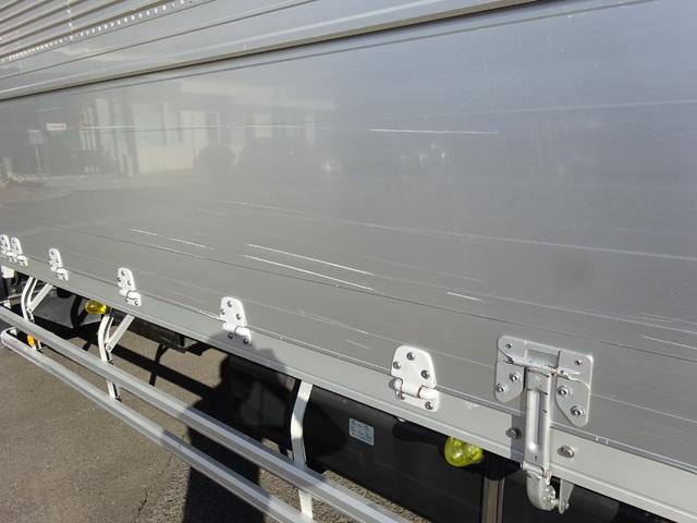 いすゞ H21 フォワード ワイド アルミウィング 車検付 画像28