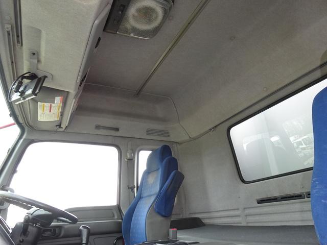 いすゞ H23 ギガ ハイルーフ 4軸低床アルミウィング 画像27