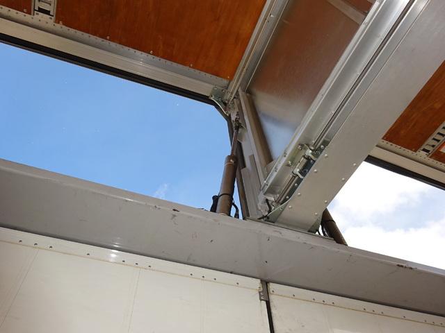 いすゞ H23 ギガ ハイルーフ 4軸低床アルミウィング 画像14