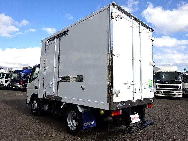 三菱 H29 キャンター 低温冷凍車 画像10