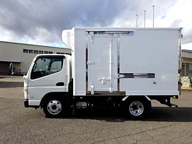 三菱 H29 キャンター 低温冷凍車 画像4