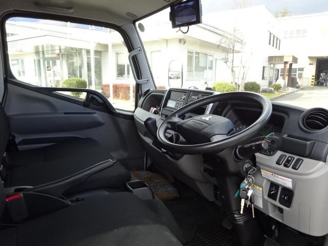 三菱 H29 キャンター 低温冷凍車 画像19