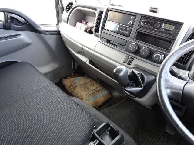 三菱 H29 キャンター 低温冷凍車 画像22