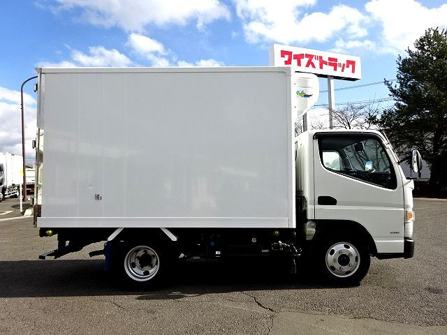 三菱 H29 キャンター 低温冷凍車 画像7