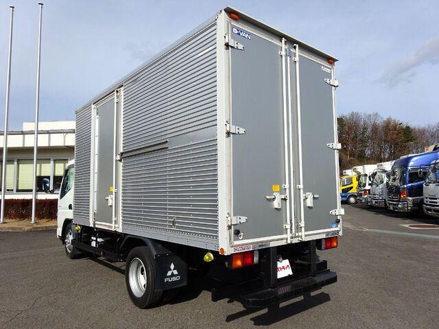 三菱 H20 キャンター アルミバン 積載3.0t 画像6