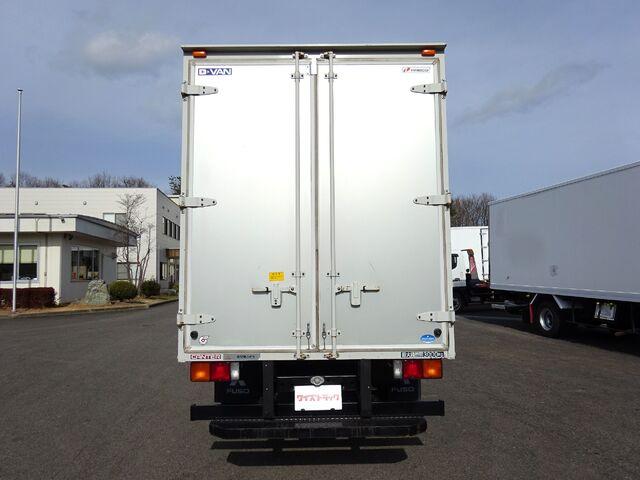 三菱 H20 キャンター アルミバン 積載3.0t 画像7