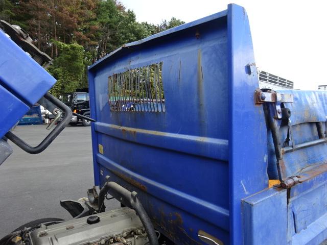 三菱 H14 キャンター ダンプ 車検付 画像18