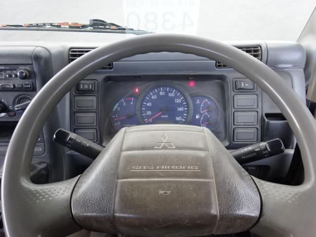 三菱 H14 キャンター ダンプ 車検付 画像23