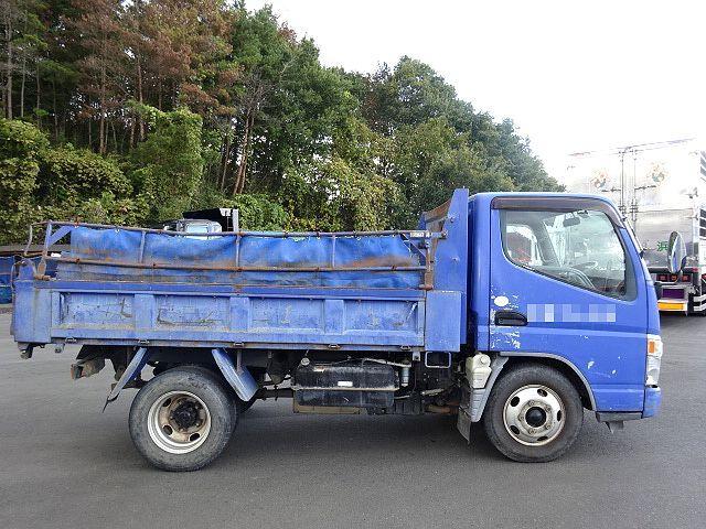三菱 H14 キャンター ダンプ 車検付 画像6