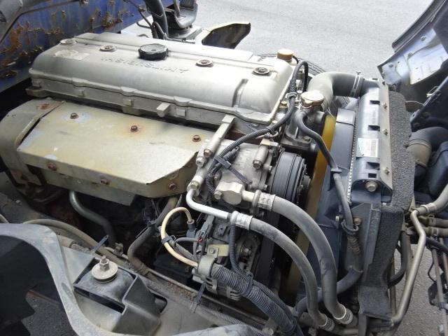 三菱 H14 キャンター ダンプ 車検付 画像21