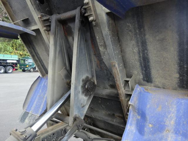 三菱 H14 キャンター ダンプ 車検付 画像13