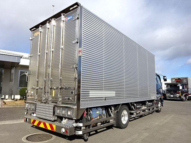三菱 H28 ファイター 低温冷凍車 キーストン 画像8