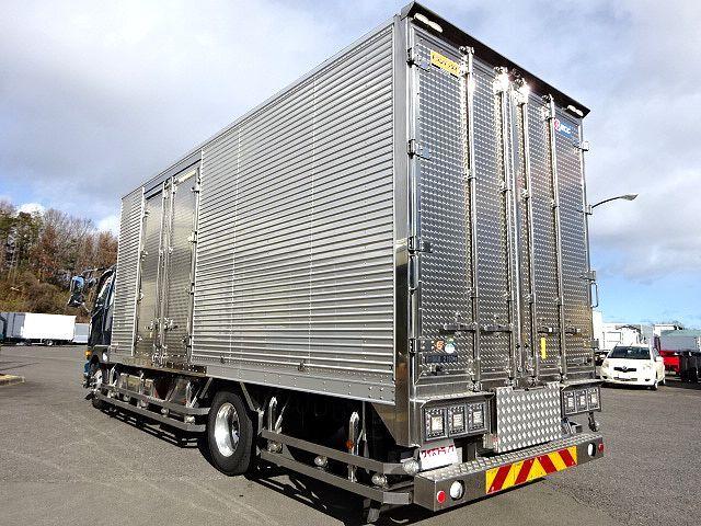 三菱 H28 ファイター 低温冷凍車 キーストン 画像10
