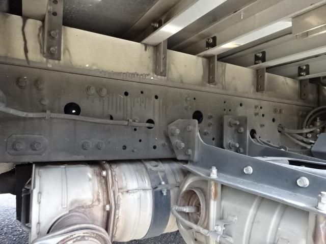 三菱 H28 ファイター 低温冷凍車 キーストン 画像17