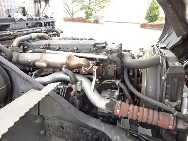 三菱 H28 ファイター 低温冷凍車 キーストン 画像21