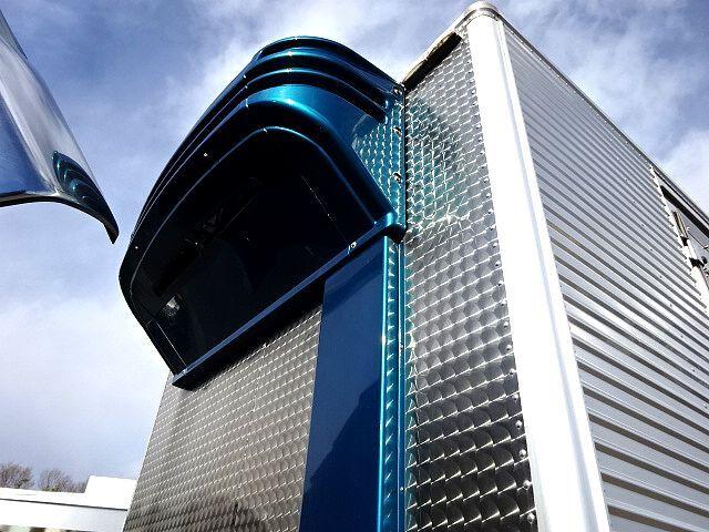 三菱 H28 ファイター 低温冷凍車 キーストン 画像15