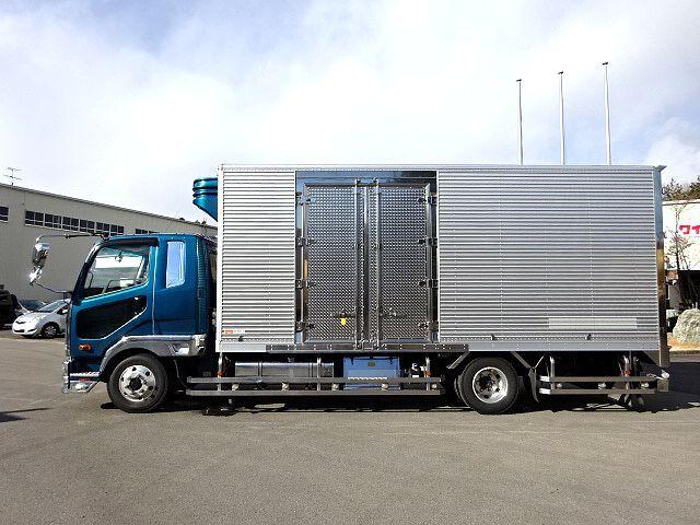三菱 H28 ファイター 低温冷凍車 キーストン 画像4