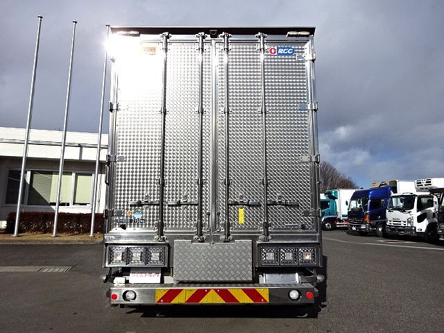 三菱 H28 ファイター 低温冷凍車 キーストン 画像9