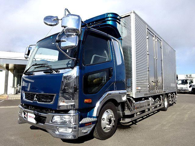 三菱 H28 ファイター 低温冷凍車 キーストン 画像1