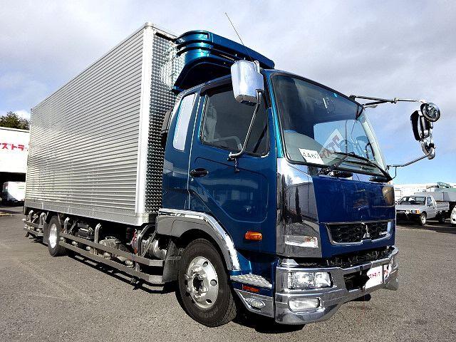 三菱 H28 ファイター 低温冷凍車 キーストン 画像3