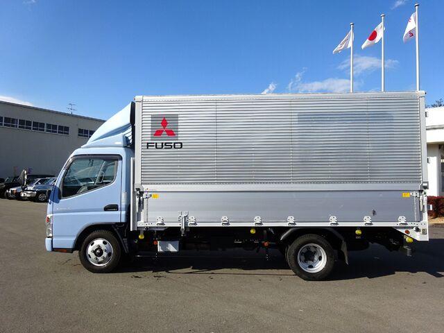 三菱 H21 キャンター アルミウィング 車検付 画像4