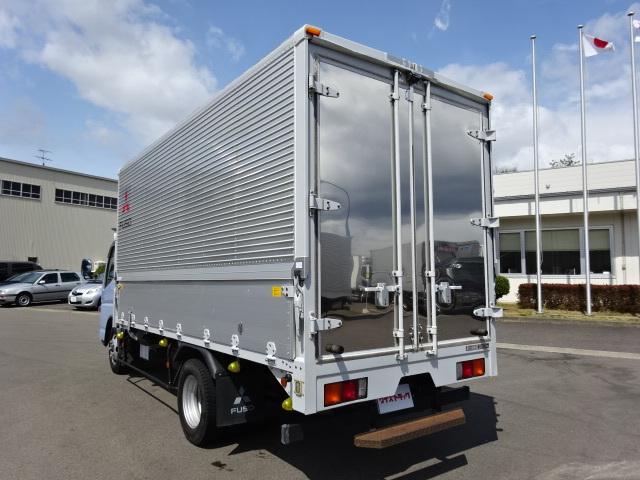 三菱 H21 キャンター アルミウィング 車検付 画像6
