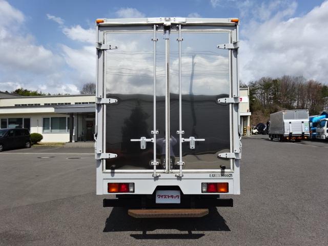 三菱 H21 キャンター アルミウィング 車検付 画像7