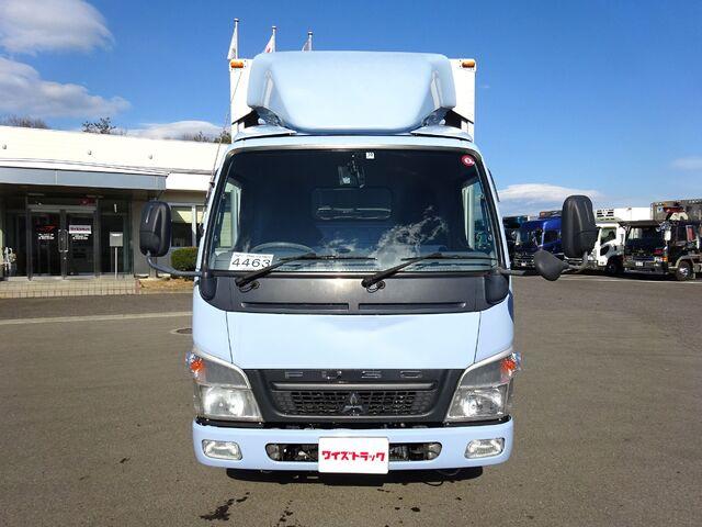 三菱 H21 キャンター アルミウィング 車検付 画像2