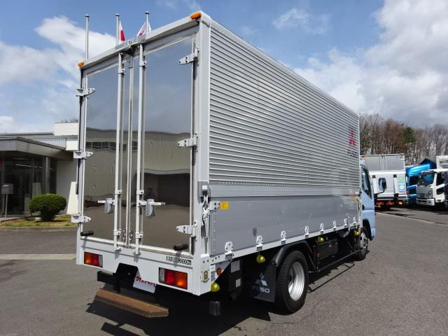 三菱 H21 キャンター アルミウィング 車検付 画像8