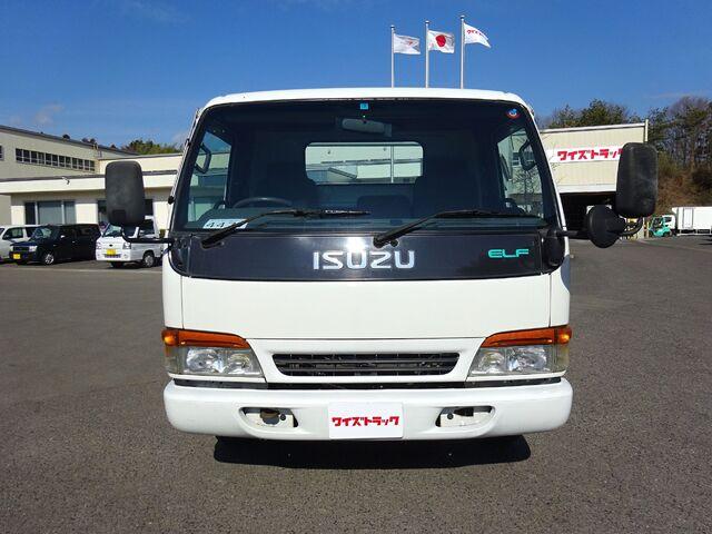 いすゞ H10 エルフ キャリアカー 積載3.5t 車検付 画像2